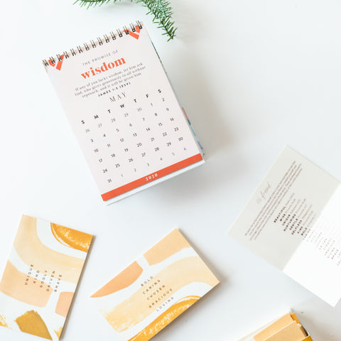 Calendar & Stationery Bundle