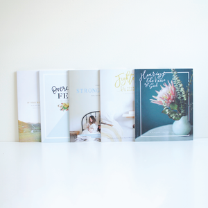 Anytime Devotions Bundle