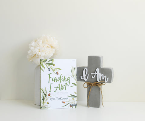 Finding I AM Bundle (I AM Cross + FIA study)