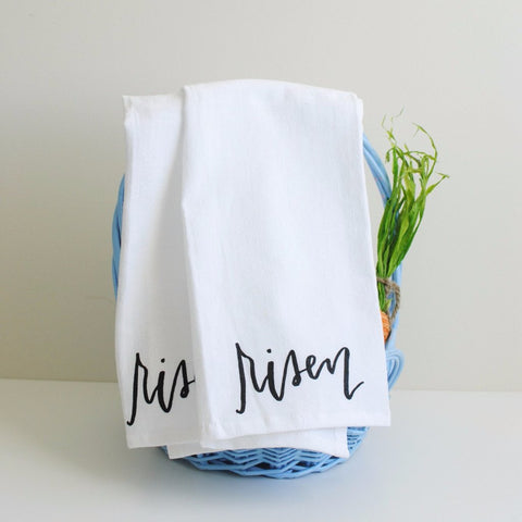Risen dishtowels (set of 2)