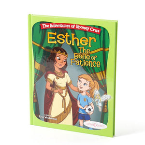 Bible Belles: Esther the Belle of Patience