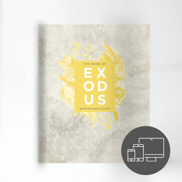 The Book of Exodus Experience Guide (DIGITAL VERSION)