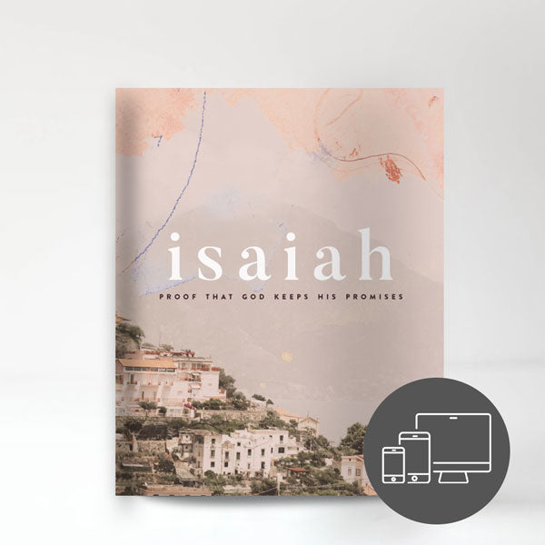 The Isaiah Experience Guide (Digital Version)