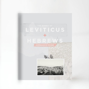 The Books of Leviticus and Hebrews Experience Guide