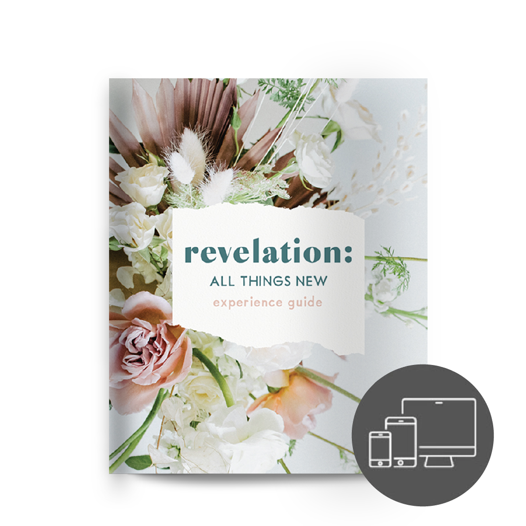 Revelation: All Things New Experience Guide (Digital Version)