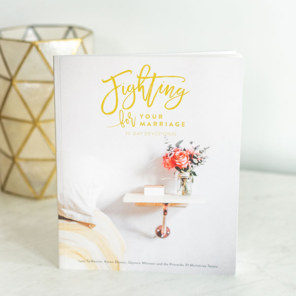 Fighting For Your Marriage 30-Day Devotional