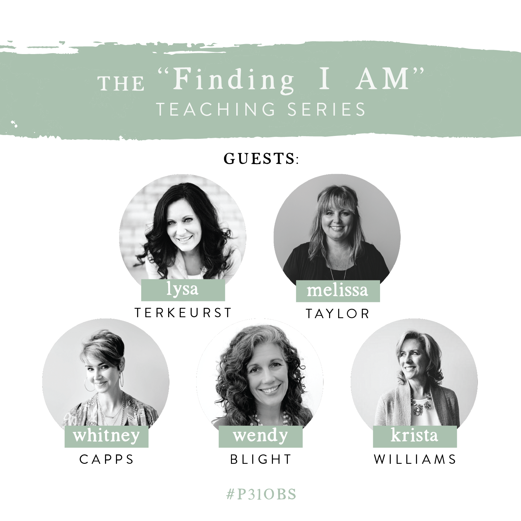 Finding I AM Teaching Series