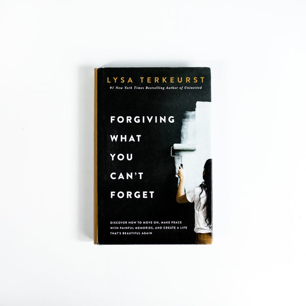 Forgiving What You Can't Forget Participant Bundle