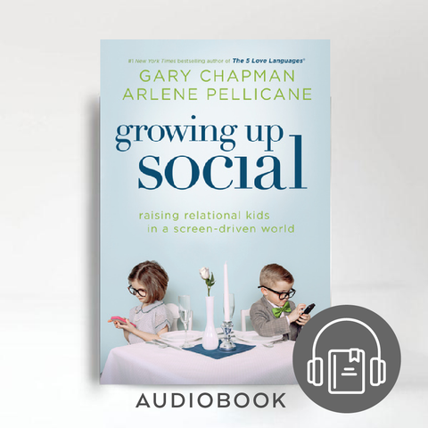 Growing Up Social: Raising Relational Kids in a Screen-Driven World Audiobook