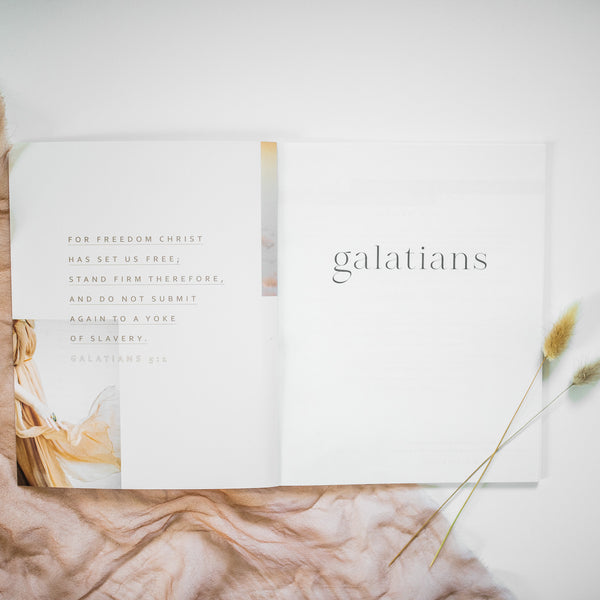 The Galatians: How Jesus Invites Us to Live Free Experience Guide