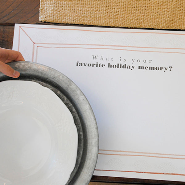 Around The Table Placemats
