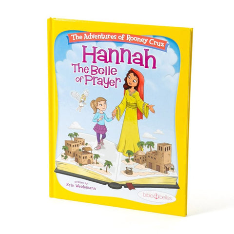 Bible Belles: Hannah The Belle of Prayer