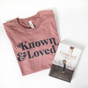 Uninvited + Known & Loved Shirt Bundle