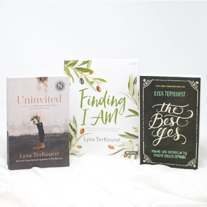 Lysa TerKeurst Best Seller Bundle