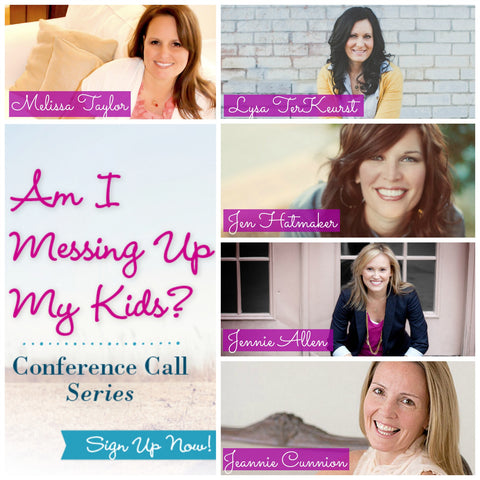 Am I Messing Up My Kids? Summer Fun Conference Call Series