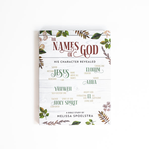 The Names of God: His Character Revealed