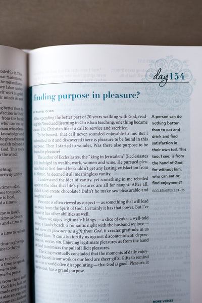 Real-Life Devotional Bible for Women