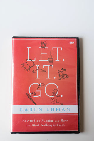 Let. It. Go. DVD