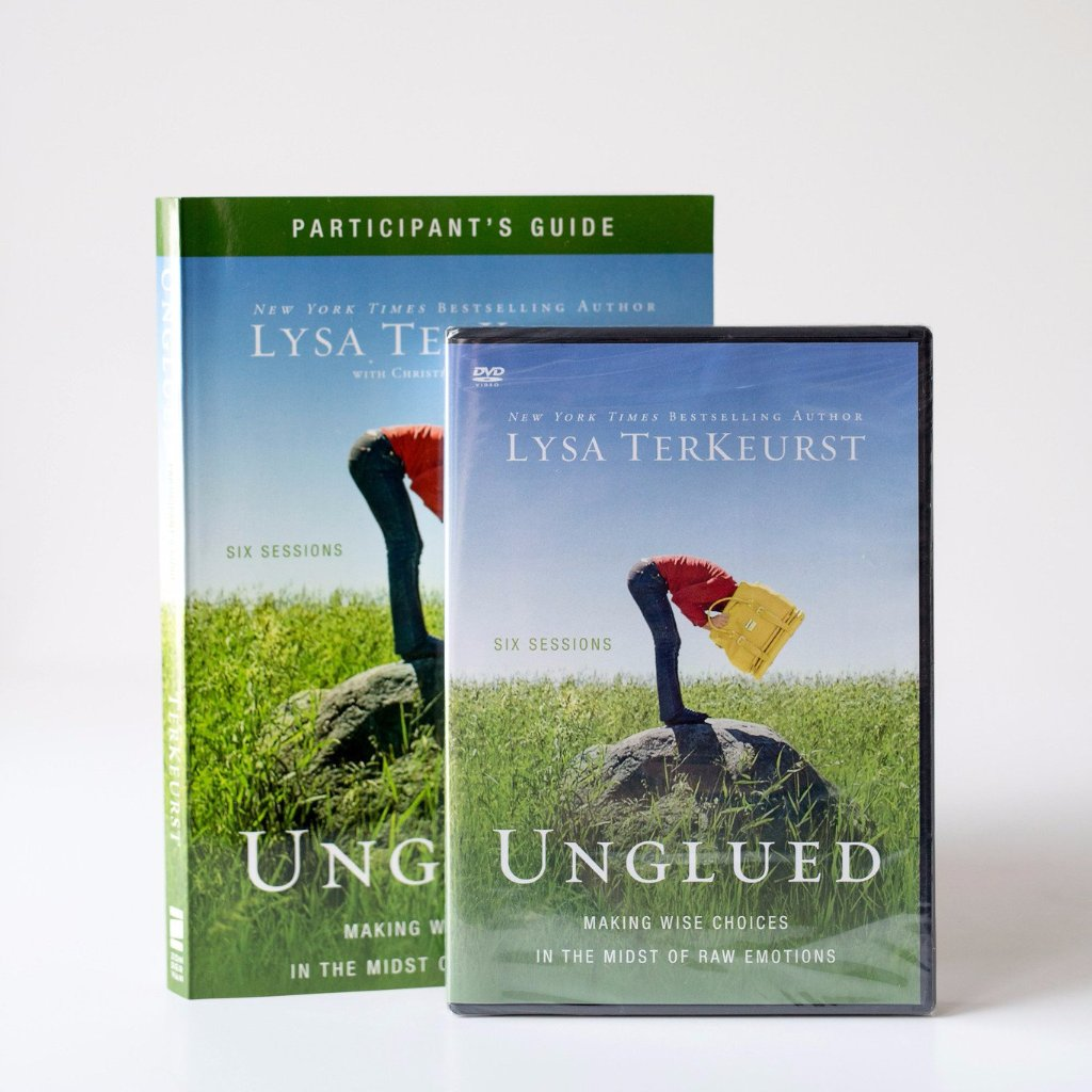Unglued Participant's Guide and DVD