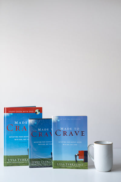 Made To Crave Bible Study Bundle
