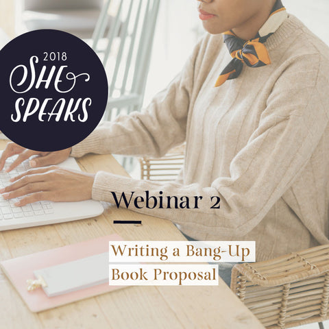 2018 She Speaks Pre-Conference Webinar Part 2