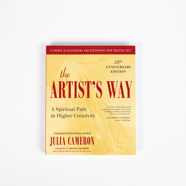 The Artist's Way by Julia Cameron