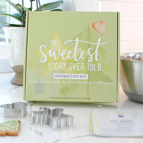 The Sweetest Story Ever Told Interactive Kit
