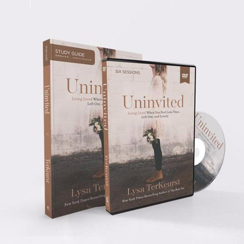Uninvited DVD & Study Guide
