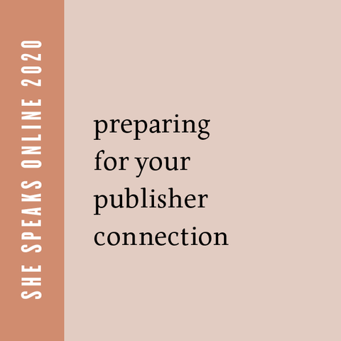 Preparing for Your Publisher Connection Webinars