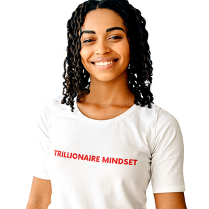 TRILLIONAIRE MINDSET (Red)