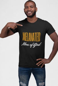 Melanated Man of God