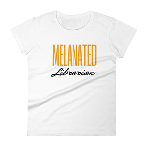 Melanated Librarian