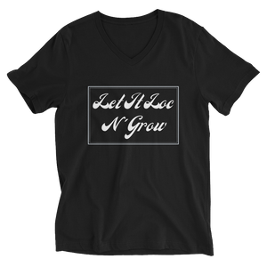 Loc N Grow V-Neck