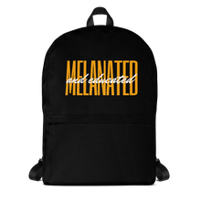Load image into Gallery viewer, Melanated and Educated Backpack