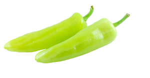 Banana chili pepper