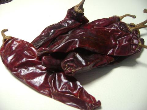 New mexico dry chili