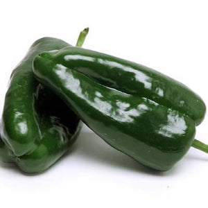 Pasilla chili pepper