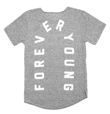 FOREVER YOUNG (GREY)