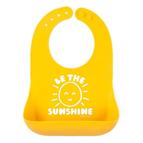 BELLA TUNNO BE THE SUNSHINE WONDER BIB - LOCAL FIXTURE