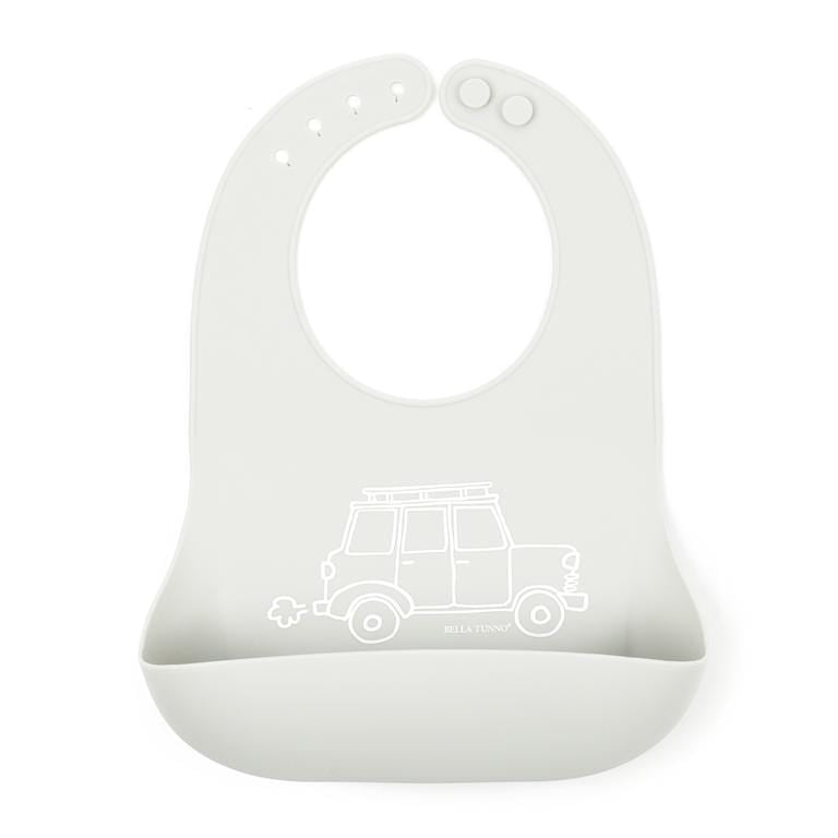BELLA TUNNO CAR WONDER BIB - LOCAL FIXTURE