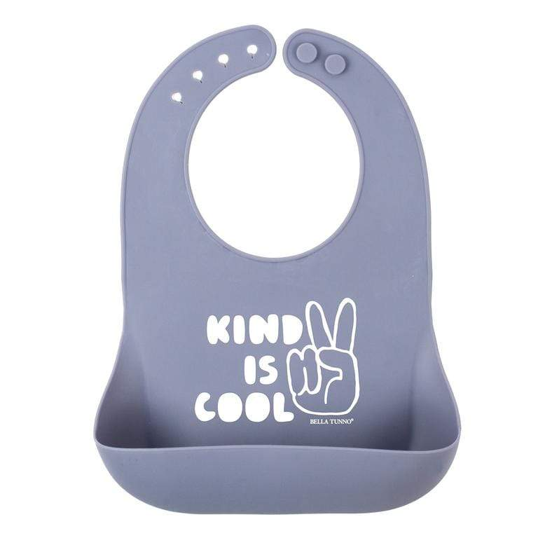 BELLA TUNNO KIND IS COOL WONDER BIB - LOCAL FIXTURE