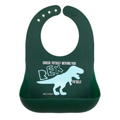 BELLA TUNNO REX YO SELF WONDER BIB - LOCAL FIXTURE