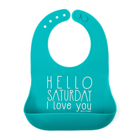 BELLA TUNNO SATURDAY LOVE WONDER BIB - LOCAL FIXTURE