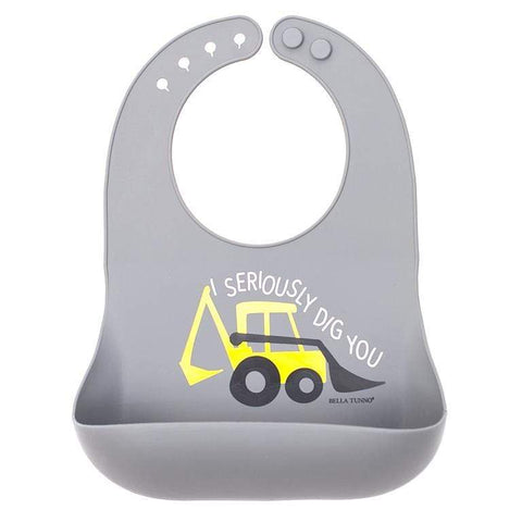 BELLA TUNNO SERIOUSLY DIG YOU WONDER BIB - LOCAL FIXTURE