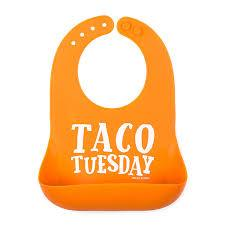 BELLA TUNNO TACO TUESDAY WONDER BIB - LOCAL FIXTURE