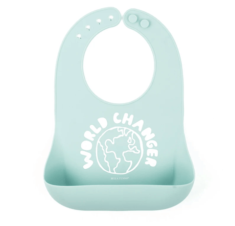 BELLA TUNNO WORLD CHANGER WONDER BIB - LOCAL FIXTURE