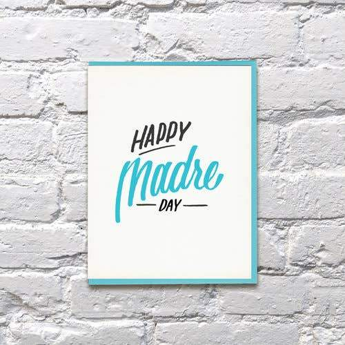 HAPPY MADRE DAY CARD - LOCAL FIXTURE