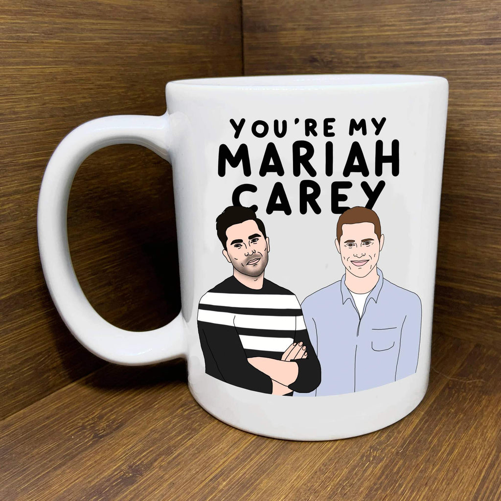 CITIZEN RUTH SCHITT'S CREEK YOU'RE MY MARIAH MUG - LOCAL FIXTURE