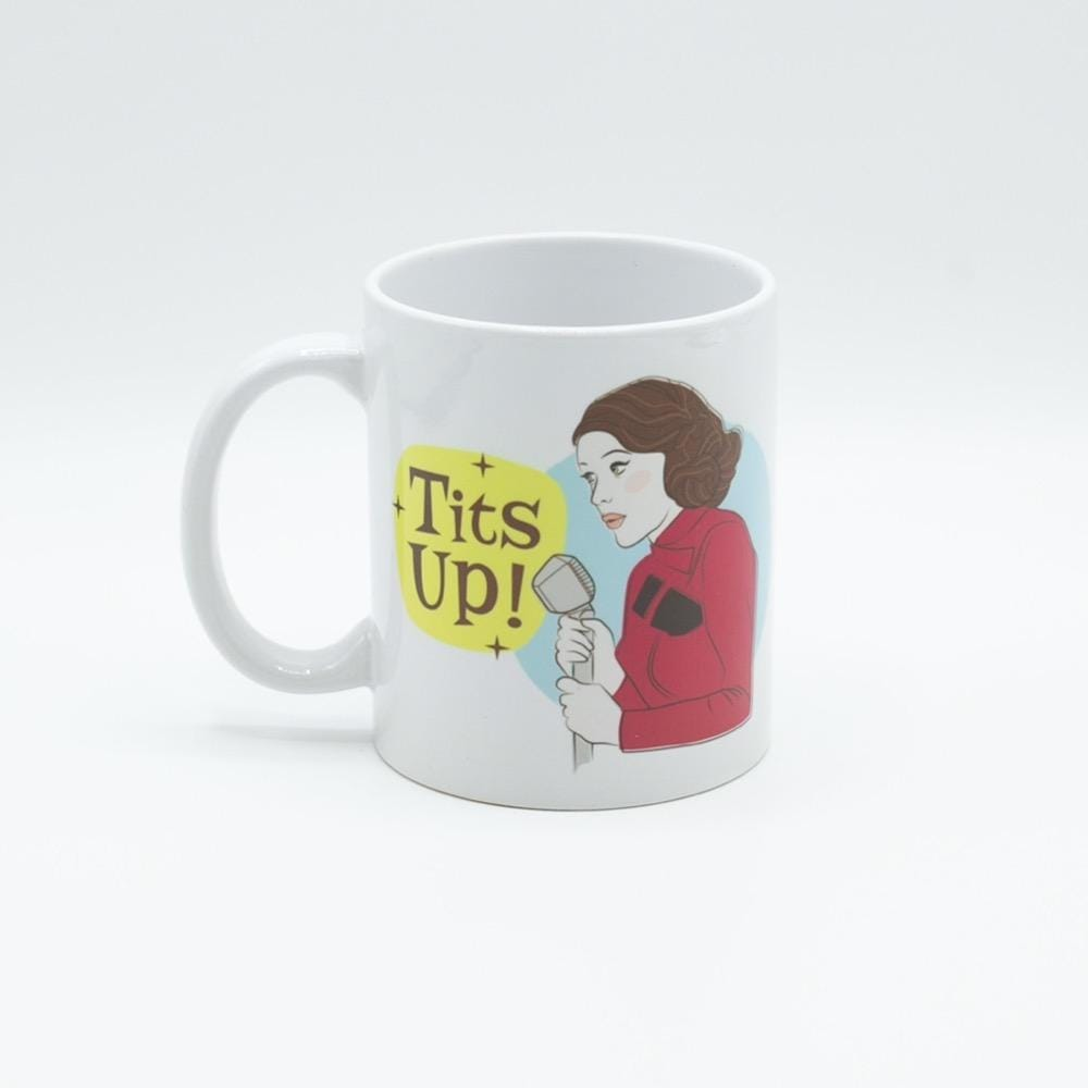 CITIZEN RUTH TITS UP MRS. MAISEL MUG - LOCAL FIXTURE
