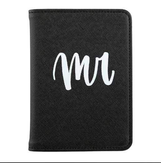 PASSPORT HOLDER - MR. - LOCAL FIXTURE